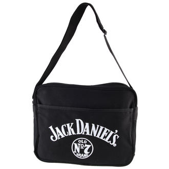 taška Jack Daniels - Black, JACK DANIELS