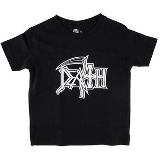 tričko dětské Death - Logo - Black - Metal-Kids, Metal-Kids, Death