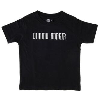 tričko dětské Dimmu Borgir - Logo - Black - Metal-Kids, Metal-Kids, Dimmu Borgir