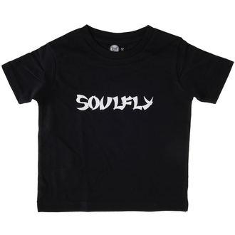 tričko dětské Soulfly - Logo - Black - Metal-Kids, Metal-Kids, Soulfly