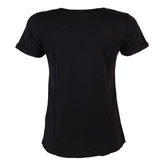 tričko dámské Jack Daniels - 1866 - Black, JACK DANIELS