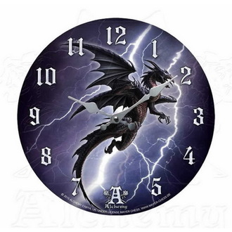 hodiny ALCHEMY GOTHIC - Lightning Dragon, ALCHEMY GOTHIC