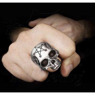 prsten ALCHEMY GOTHIC - Necrogram