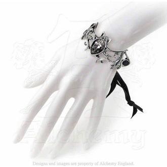 náramek ALCHEMY GOTHIC - Viennese Nights Ribbon Bracelet, ALCHEMY GOTHIC