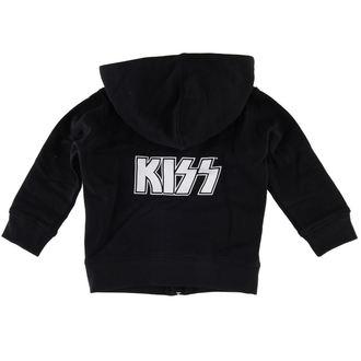 mikina dětská Kiss - Logo - Metal-Kids, Metal-Kids, Kiss