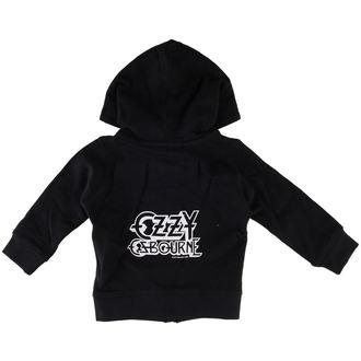 mikina dětská Ozzy Osbourne - Logo - Metal-Kids, Metal-Kids, Ozzy Osbourne