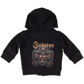 mikina dětská Sabaton - Metalizer - Metal-Kids, Metal-Kids, Sabaton