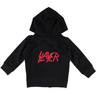 mikina dětská Slayer - Logo - Metal-Kids, Metal-Kids, Slayer