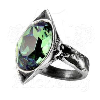 prsten ALCHEMY GOTHIC - Absinthe Fairy Spirit Crystal - R120