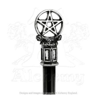 jehlice (sponka) do vlasů ALCHEMY GOTHIC - Roseus Pentagram, ALCHEMY GOTHIC