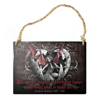 cedulka ALCHEMY GOTHIC - Forbidden Things, ALCHEMY GOTHIC