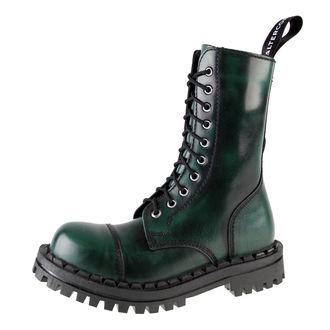 boty ALTERCORE - 10 dírkové - 351 - Green Rub-Off