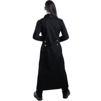 kabát pánský VIXXSIN - Silent - Black - POI025