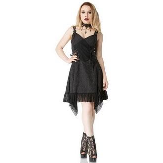 šaty dámské JAWBREAKER - Black, JAWBREAKER