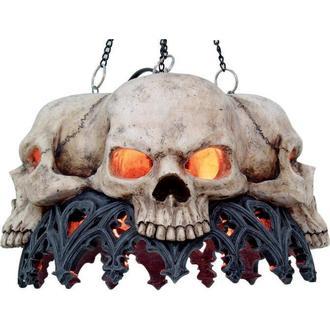 lampa stropní Skull Gothic - 766-9039