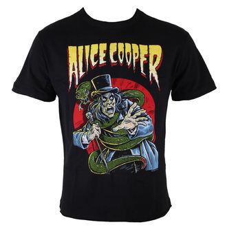 tričko pánské Alice Cooper - Snake - BLK - AMPLIFIED, AMPLIFIED, Alice Cooper