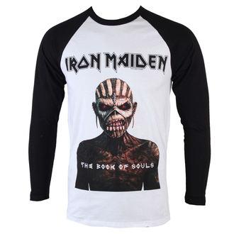 tričko pánské s dlouhým rukávem Iron Maiden - Book Of Souls - ROCK OFF, ROCK OFF, Iron Maiden