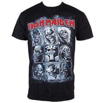 tričko pánské Iron Maiden - Nine Eddies - ROCK OFF - IMTEE47MB