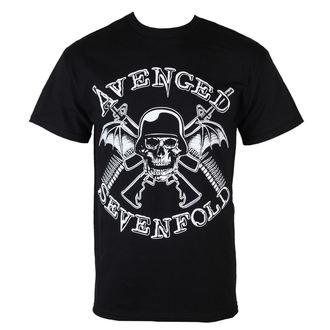 tričko pánské Avenged Sevenfold - In Battle - BRAVADO - 17951416