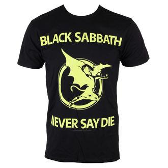 tričko pánské Black Sabbath - Never Day Die - BRAVADO - 34191014
