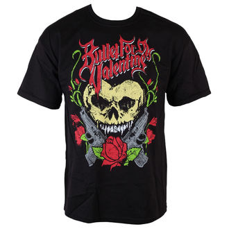tričko pánské Bullet For my Valentine - Heart Skull - BRAVADO