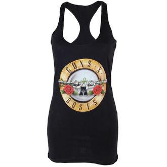 tílko dámské Guns N' Roses - Logo - BRAVADO, BRAVADO, Guns N' Roses