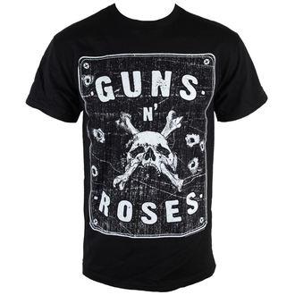 tričko pánské Guns N' Roses - Stree Signs - BRAVADO, BRAVADO, Guns N' Roses