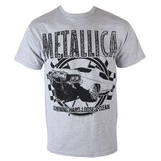 tričko pánské Metallica - Burning Hard - BRAVADO, BRAVADO, Metallica