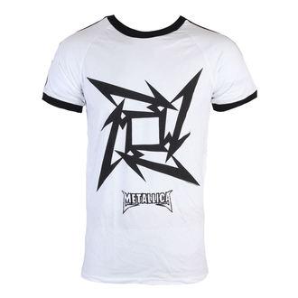 tričko pánské Metallica - Star Soccer - BRAVADO, BRAVADO, Metallica
