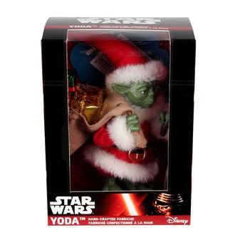 figurka Star Wars - Yoda Santa Claus, NNM, Star Wars