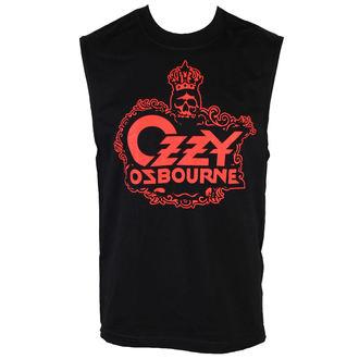 tílko pánské Ozzy Osbourne - Skull Logo - BRAVADO, BRAVADO, Ozzy Osbourne