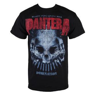 tričko pánské Pantera - Domination - BRAVADO - 31511263