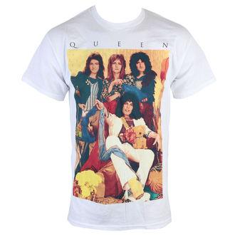 tričko pánské Queen - Old School - BRAVADO, BRAVADO, Queen