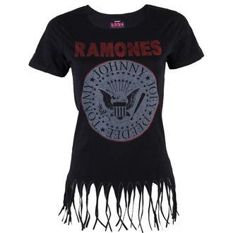 tričko dámské Ramones - Seal Fringe - BRAVADO, BRAVADO, Ramones