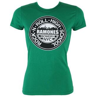 tričko dámské Ramones - St Pat High Sch - BRAVADO, BRAVADO, Ramones