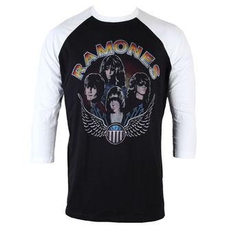 tričko pánské Ramones - Vintage Wings - BRAVADO, BRAVADO, Ramones