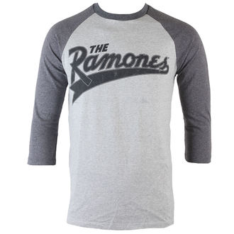 tričko pánské Ramones - Baseball Logo - BRAVADO, BRAVADO, Ramones