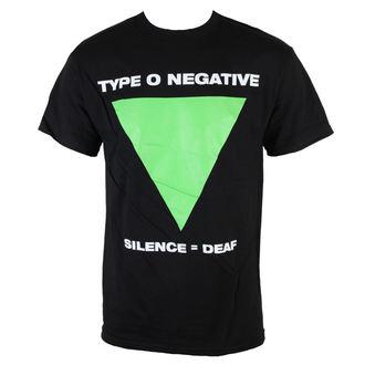 tričko pánské Type O Negative - Silence - BRAVADO, BRAVADO, Type o Negative