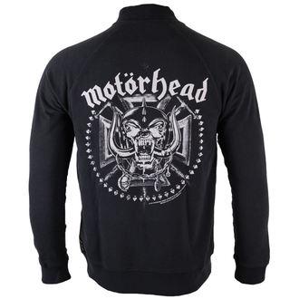 mikina pánská Motorhead - Bomber - BLK - AMPLIFIED, AMPLIFIED, Motörhead