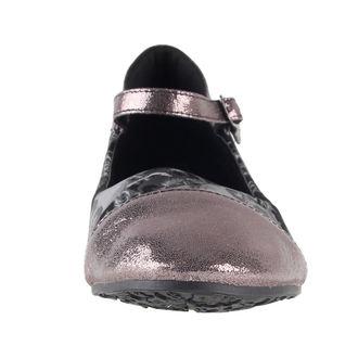 boty dámské (baleríny) IRON FIST - Urban Decay Flat - Black, IRON FIST