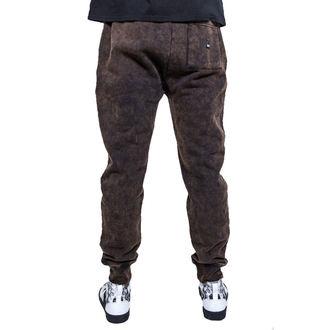 kalhoty pánské (tepláky) IRON FIST - Wishbone Sweatpants - Black