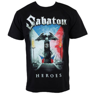 tričko pánské Sabaton - Heroes Czech Republic - CARTON - K_675