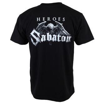 tričko pánské Sabaton - Heroes Czech Republic - CARTON, CARTON, Sabaton