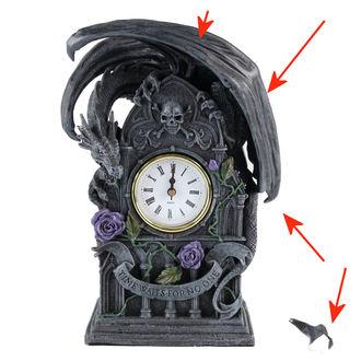 hodiny (dekorace) Dragon Beauty – POŠKOZENÉ