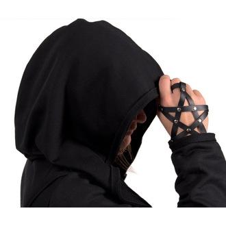 mikina (unisex) AMENOMEN - Pentagram - Black - DESIRE-008