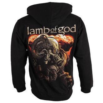 mikina pánská Lamb Of God - Anime - PLASTIC HEAD - POŠKOZENÁ