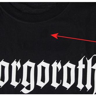 tričko pánské Gorgoroth - True Black Metal - PLASTIC HEAD - POŠKOZENÉ