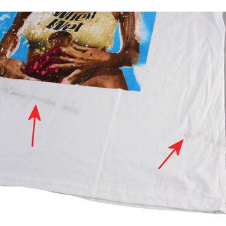 tričko pánské Bon Jovi - Slippery When Wet - PLASTIC HEAD - POŠKOZENÉ, PLASTIC HEAD, Bon Jovi