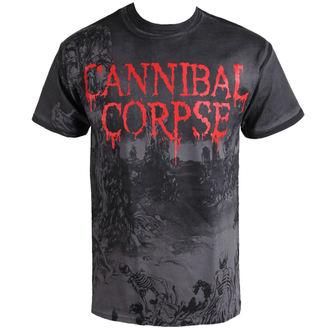 tričko pánské Cannibal Corpse - A Skeletal Domain - PLASTIC HEAD - POŠKOZENÉ