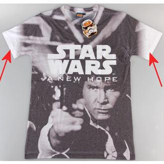 tričko pánské Star Wars - A New Hope (Dye Sub) - PLASTIC HEAD - POŠKOZENÉ, PLASTIC HEAD